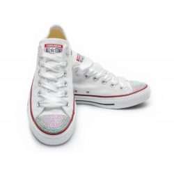 9021c2e4b6 119.90€. Converse Crystal Low White