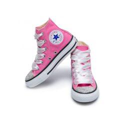 59.90€ 47.90€. Converse Crystal Pink High Kids ZĽAVA e339b6988d7