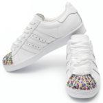 Adidas Superstar Crystal Color