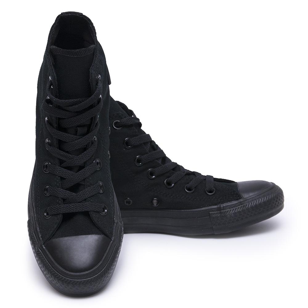 Converse - Chuck Taylor All Star Core High Black - Shoozers d157818c789