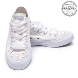 b0e5cb7b6f 149.90€. Converse Pearls Wedding edition