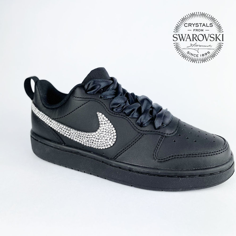 Nike court borough swarovski
